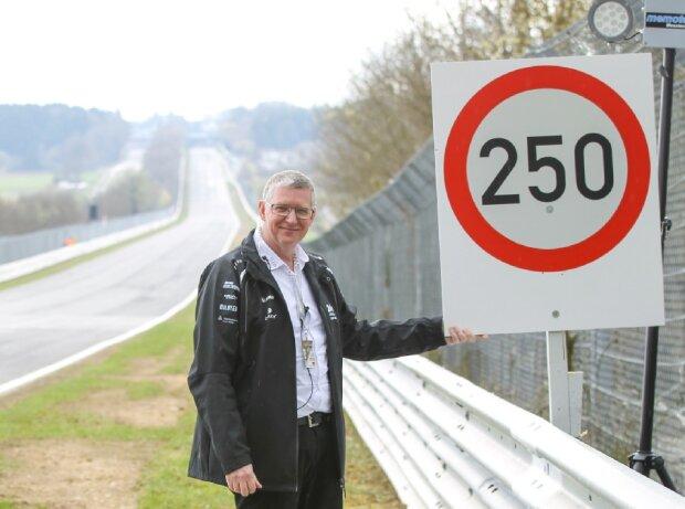 Tempolimit auf der Nürburgring-Nordschleife