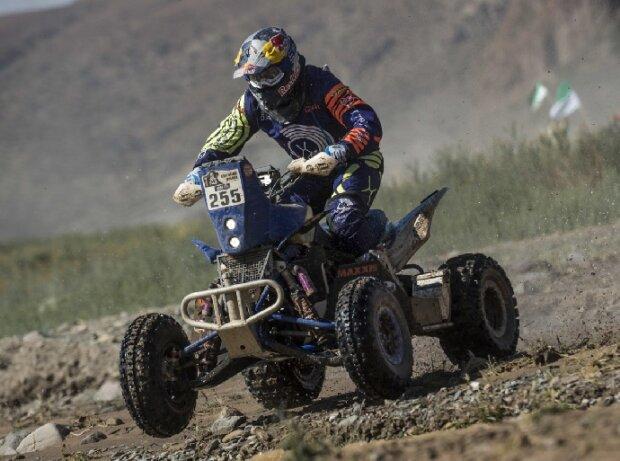Mohammed Abu-Issa, Rallye Dakar