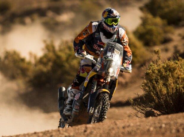 Antoine Meo, Rallye Dakar