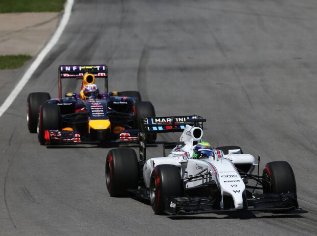 Felipe Massa, Daniel Ricciardo