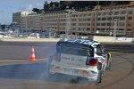 Taxifahrten im Polo R WRC