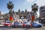 Pr?sentation der WRC-Autos