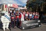 Die WRC-Fahrer 2016