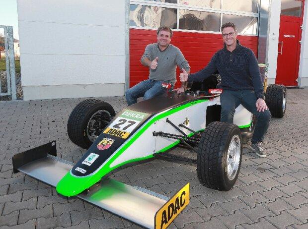 Gerhard Ungar, Ralf Schumacher