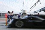 Der neue Toyota TS050 Hybrid beim Rollout in Aragon
