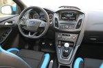 Cockpit des Ford Focus RS 2016