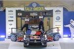 Sebastien Ogier und und Julien Ingrassia (Volkswagen)
