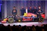 Red-Bull-Teampräsentation