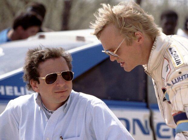 Jean Todt, Ari Vatanen