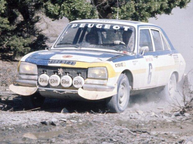 Jean Todt, Hannu Mikkola, 1975