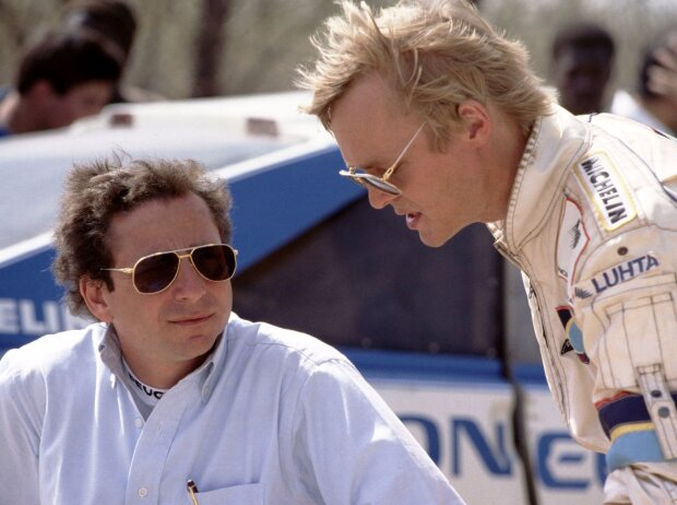 Jean Todt, Ari Vatanen, 1989