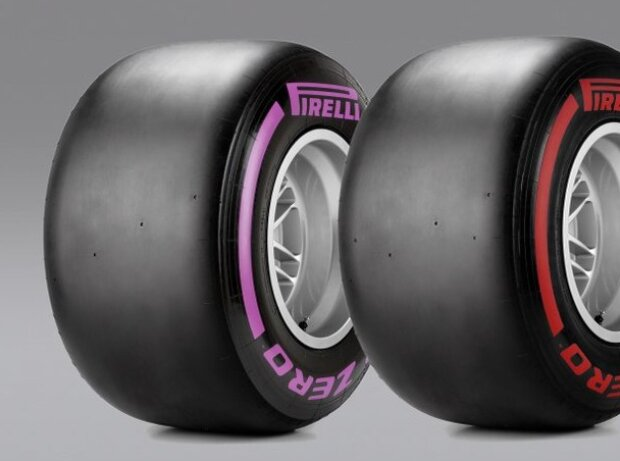 ultrasofter Reifen von Pirelli