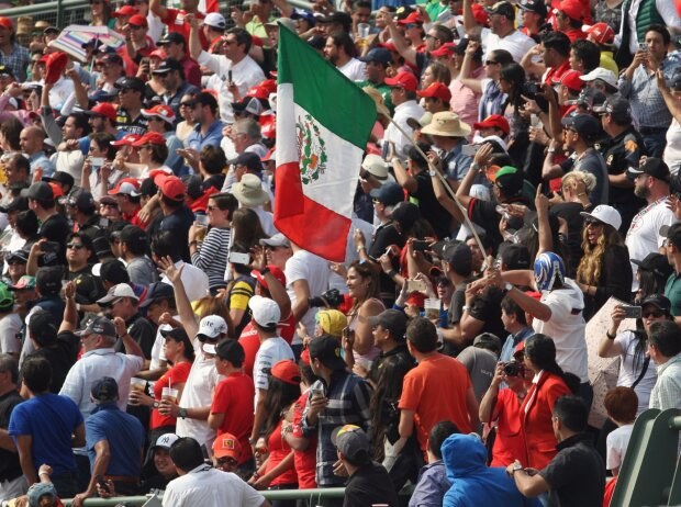 Mexiko Fans