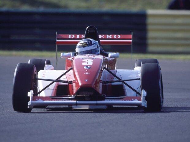 Kimi Räikkönen, Malcolm Wilson