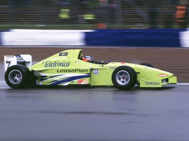 Fernando Alonso, Formel 3000, 2000