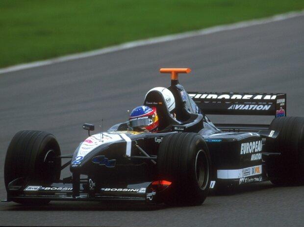 Fernando Alonso, Doppelsitzer