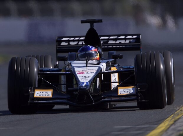 Fernando Alonso, 2001