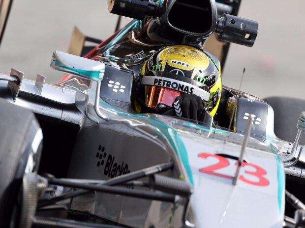 Pascal Wehrlein, Mercedes