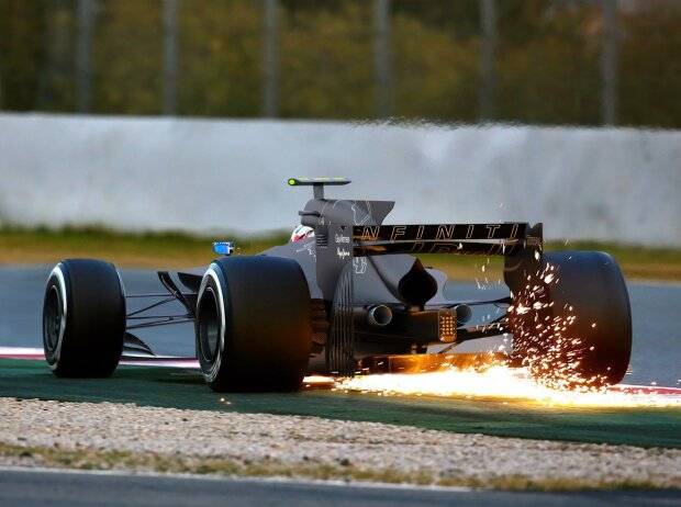 Formel 1 Konzept Studie 2017