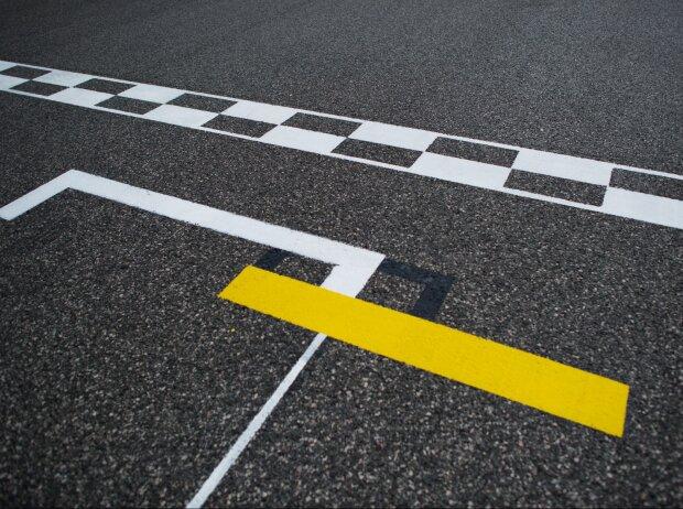 Pole-Position-Startplatz
