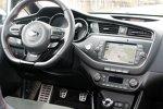 Cockpit des Cee'd GT Track
