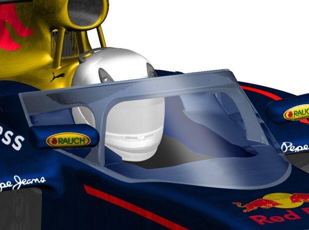 Cockpitkuppel, Halo