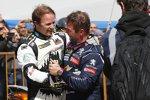 Petter Solberg und Sebastien Loeb