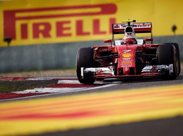 Kimi Räikkönen, Pirelli