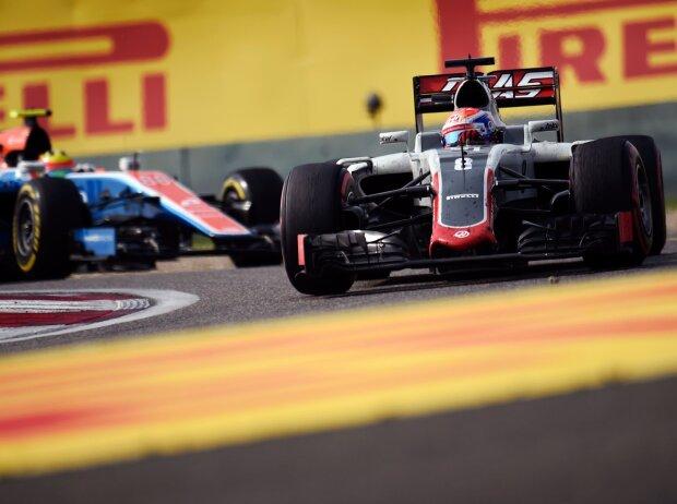 Romain Grosjean, Rio Haryanto