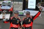 Hayden Paddon (Hyundai Motorsport N) und John Kennard