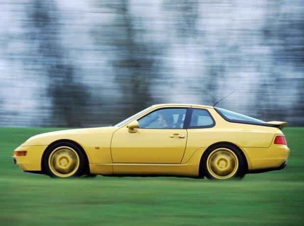Porsche 968 CS, Modelljahr 1993