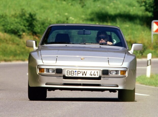 Porsche 944 Coupé, Modelljahr 1989