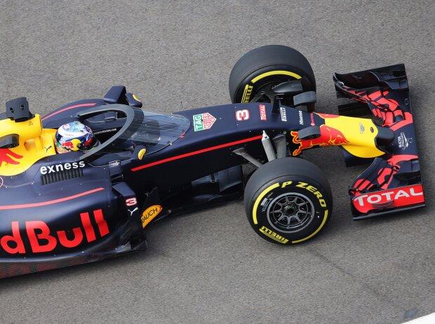 Daniel Ricciardo, Cockpitschutz