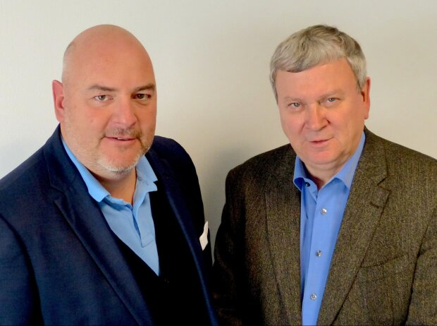 Stefan Müller und Wolfgang Berghofer (B&M Marketing)