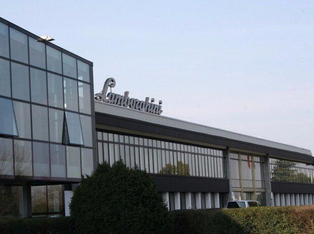Lamborghini-Firmensitz in Santa'Agata Bolognese