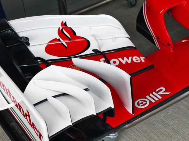 Frontflügel Ferrari SF16-H