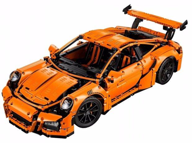 Porsche 911 GT3 RS von Lego