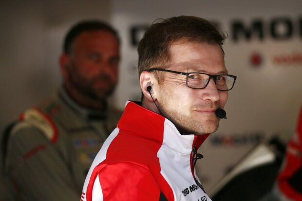 ~Andreas Seidl (Porsche) ~