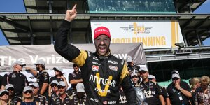 Indianapolis 500 2016: Emotionale Pole für James Hinchcliffe