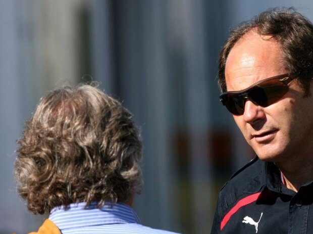 Gerhard Berger, Keke Rosberg
