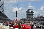 Fans beim Indy 500