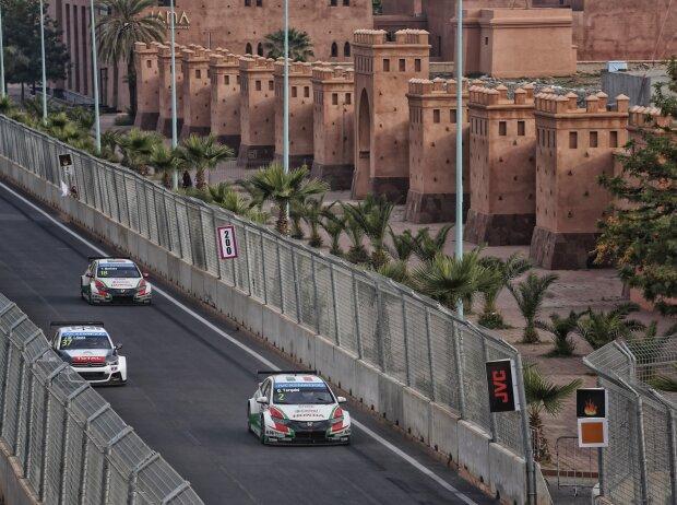 Honda in Marokko