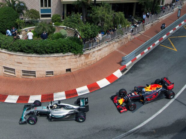 Lewis Hamilton, Daniel Ricciardo
