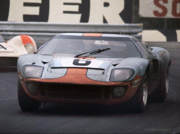 Ford GT40, Jacky Ickx, Jackie Oliver