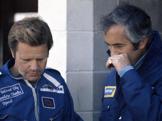 Mark Donohue und Roger Penske