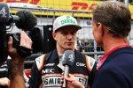 Nico Hülkenberg (Force India) und David Coulthard