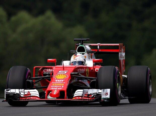 Sebastian Vettel, DRS