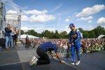 Alain Prost und Nicolas Prost