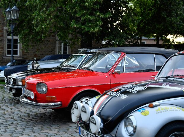 Schloss Bensberg Classics 2016: VW 411 Cabriolet (1968)
