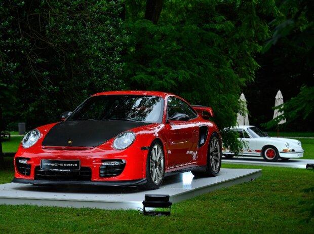 Schloss Bensberg Classics 2016: 50 Jahre Porsche 911 R